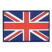 PVC Badge - Union Jack