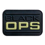 PVC Badge - Black Ops