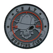 PVC Badge - Chav Hunting Club