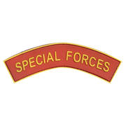 PVC Badge - Special Forces