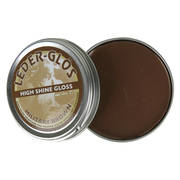 Leder Gris High Shine Gloss Polish - Large