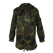 New German Army Flecktarn Parka