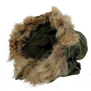 Wolf Fur Hood for M51 Fishtail Parka