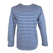 Long Sleeve Russian Striped Top