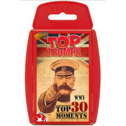 Top Trumps - WW1 Moments