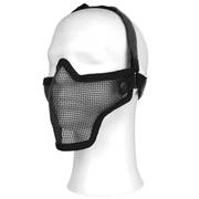 Metal Mesh Airsoft Face Mask