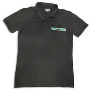 Mean and Green Ladies Polo Shirt
