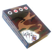 Camo Playing Cards
