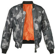 Digital Night Camo MA1 Flight Jacket