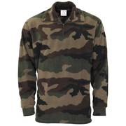 French Army Polar Fleece Shirt