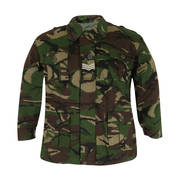 Kids Camo Jacket by Mean and Green