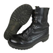 Ex-Army British Assault Boots
