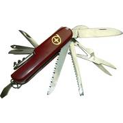Swiss Army Style Camping Knife
