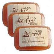 Bug Repellent Soap (Pack 4)