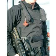 Self-Inflating Ballistic Protection Vest