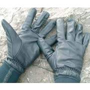 Goatskin Military Gloves
