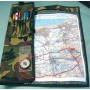 Patrol Commanders Map Case