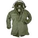 Grade 1 US Fishtail Parka With Hood