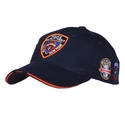 NYPD Baseball Cap with 7 Badges
