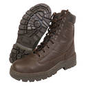 All-leather Patrol Boot (Cadet Style)