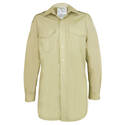 New Mens Long Sleeve Fawn Army Shirt (No.2 FAD)