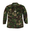 Kids Padded Camouflage Jacket