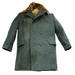 Soviet Issue Sheepskin Lined Great Coat