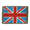 Military Combat Sleeve Union Jack Flag - Pack 2