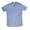 New Womens RAF Short Sleeve Light Blue Shirt