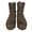 Ex-Army Brown Combat Boots (Women's) - Haix Scout