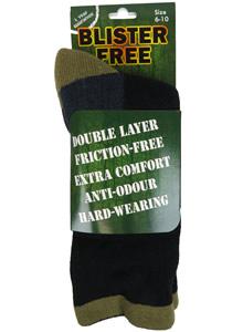 Blister-Free Walking Socks