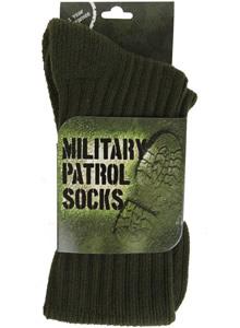 Military Patrol Socks