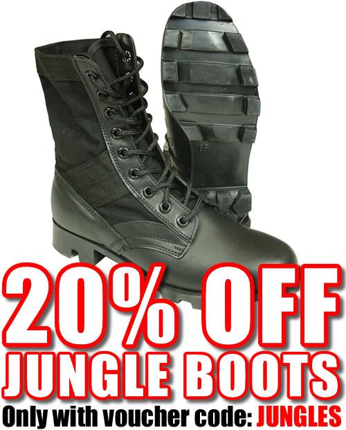 Jungle Boots Sale
