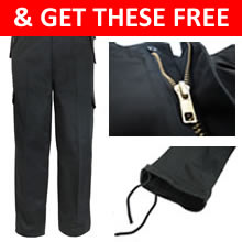Free 24:7 Combat Trousers