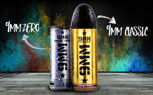 9mm Energy Drinks