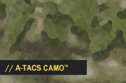 New A-TACS Camo