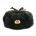 Acrylic Fur Cossack Hat
