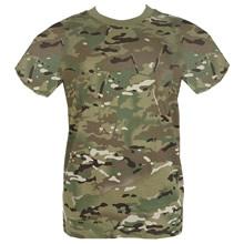 Adults Multicam T-Shirt