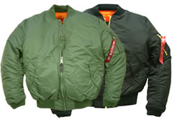 Alpha Industries MA1 Flying Jacket