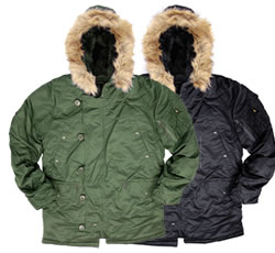 Alpha Industries N3B Parka