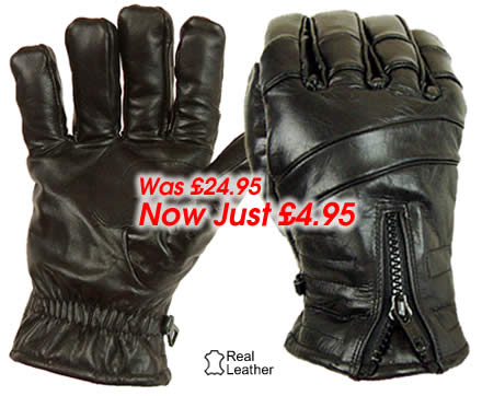 Apache Leather Gloves