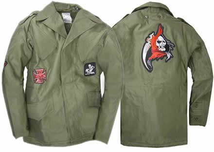 Badged NATO Jacket