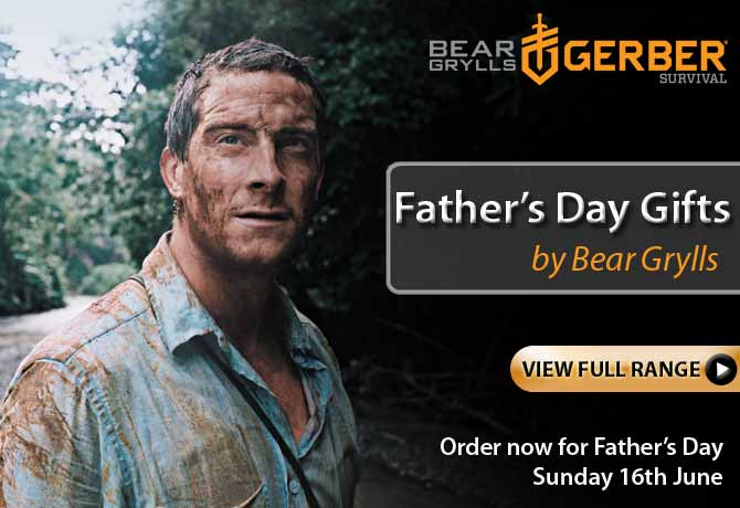 Father's Day Gifts by Bear Grylls
