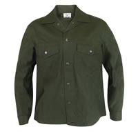 Belgian Olive Shirt