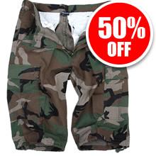 Ripstop BDU Shorts