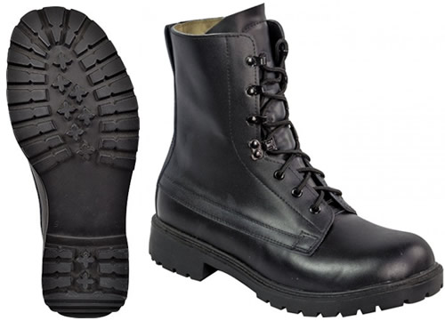 British Army Style Assault Boots