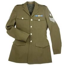 British Army Tunic