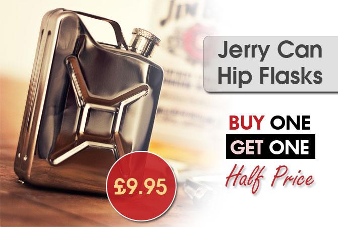 Half Price Hip Flask
