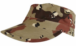 US Choc Chip Fatigue Cap