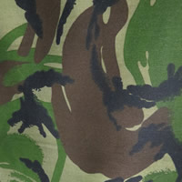 Camouflage Fabric by the Metre